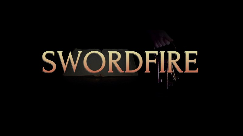 Swordfire Basic Graphic